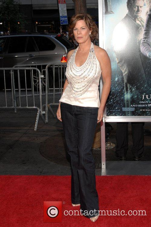 Marcia Gay Harden, Harry Potter, Marcia Gay and Ziegfeld Theatre 6