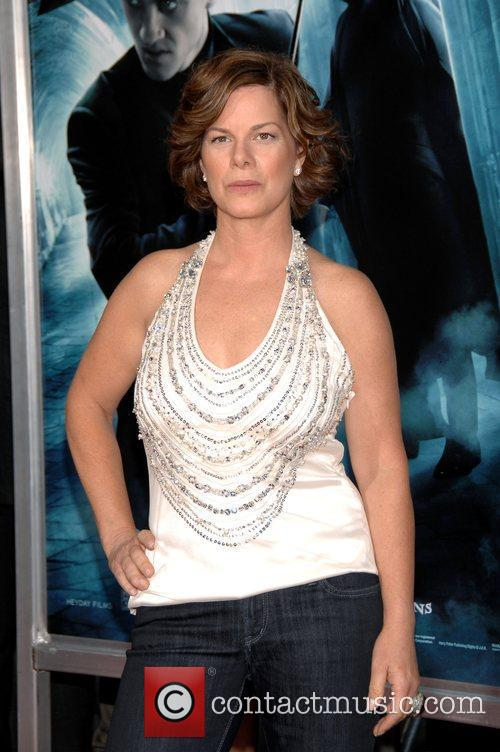 Marcia Gay Harden, Harry Potter, Marcia Gay and Ziegfeld Theatre 5