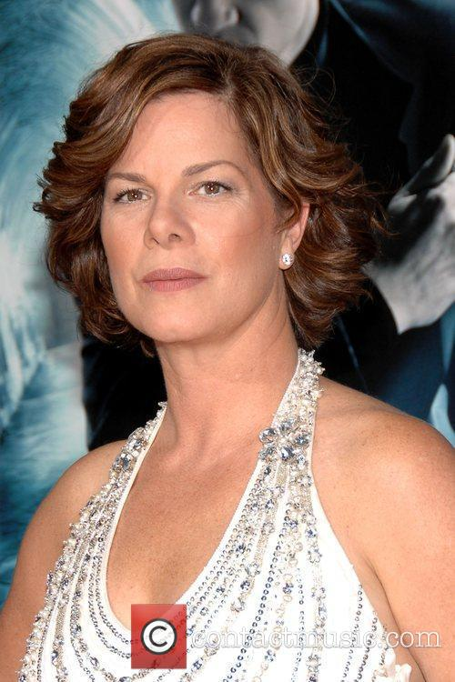 Marcia Gay Harden, Harry Potter, Marcia Gay and Ziegfeld Theatre 1