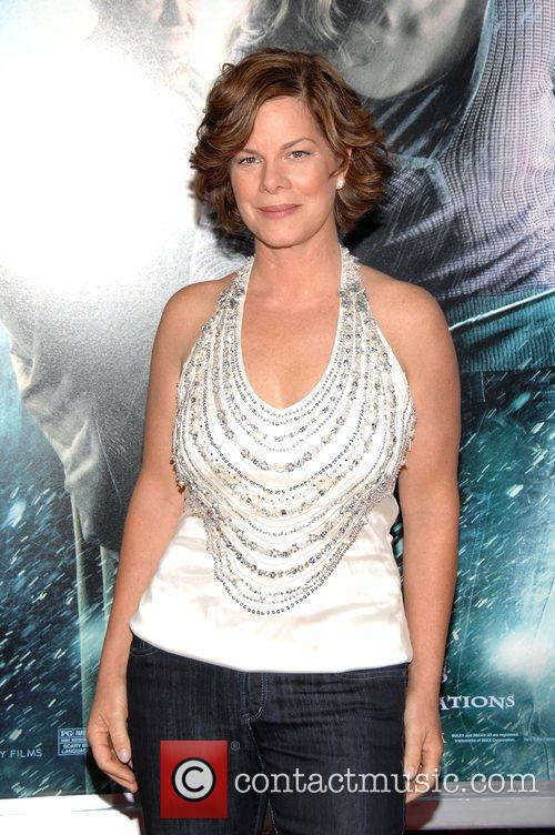 Marcia Gay Harden, Harry Potter, Marcia Gay and Ziegfeld Theatre 3