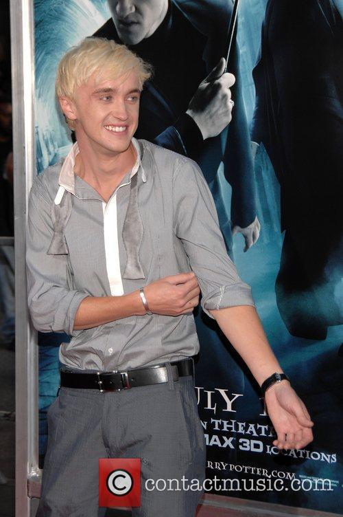 Tom Felton, Harry Potter and Ziegfeld Theatre 5