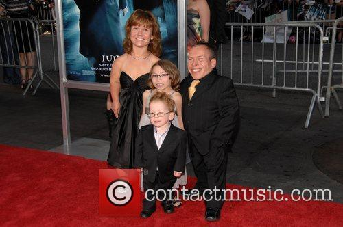 Warwick Davis, Harry Potter and Ziegfeld Theatre 2