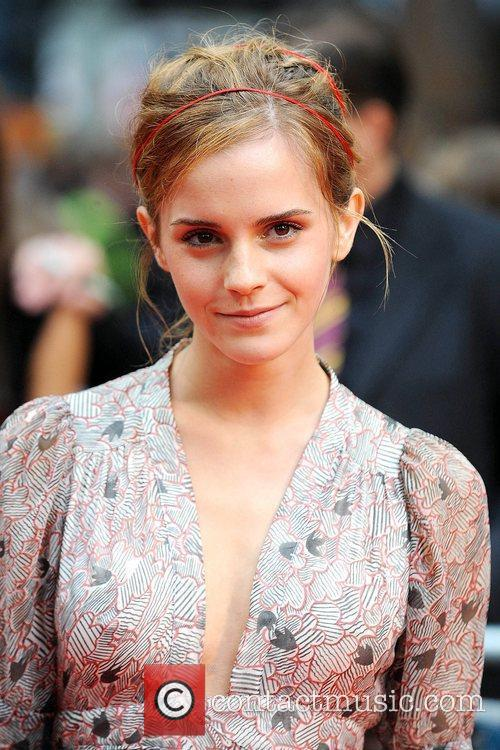 Emma Watson, Harry Potter and Empire Leicester Square 1