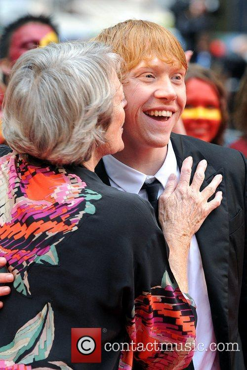 Rupert Grint, Harry Potter and Empire Leicester Square 10