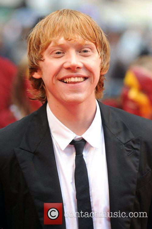 Rupert Grint, Harry Potter and Empire Leicester Square 9