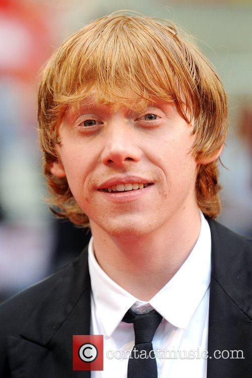 Rupert Grint, Harry Potter and Empire Leicester Square 8