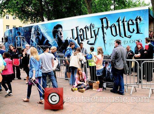 Launch of the 'Harry Potter and the Half-Blood...