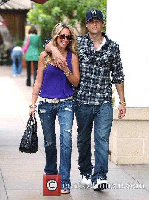 Haylie Duff and Boyfriend Nick Zano Shopping In Hollywood 8