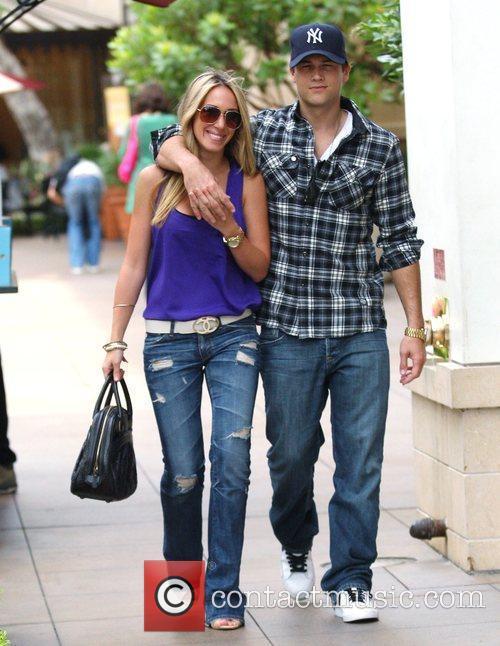 Haylie Duff and Boyfriend Nick Zano Shopping In Hollywood 9