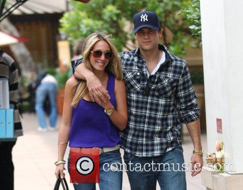 Haylie Duff and Boyfriend Nick Zano Shopping In Hollywood 5