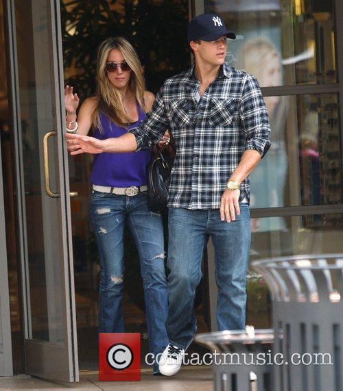 Haylie Duff and Boyfriend Nick Zano Shopping In Hollywood 7