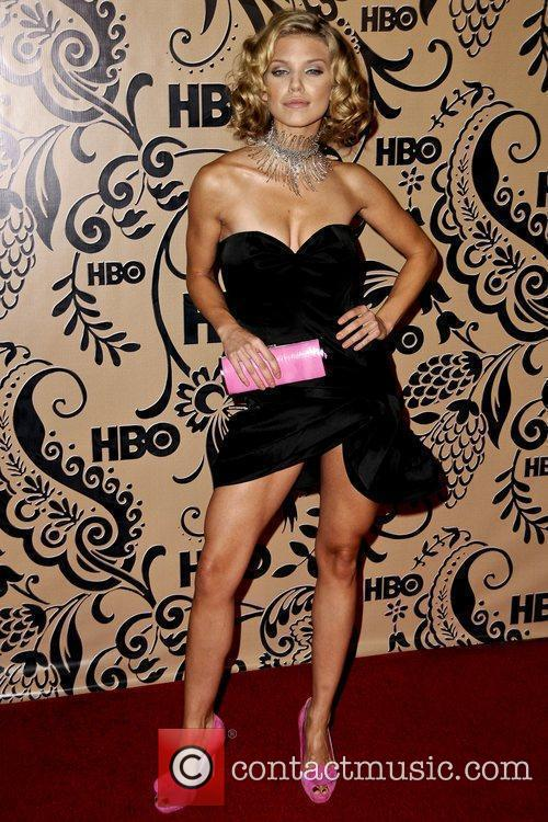 AnnaLynne McCord HBO Primetime Emmy Party held at...