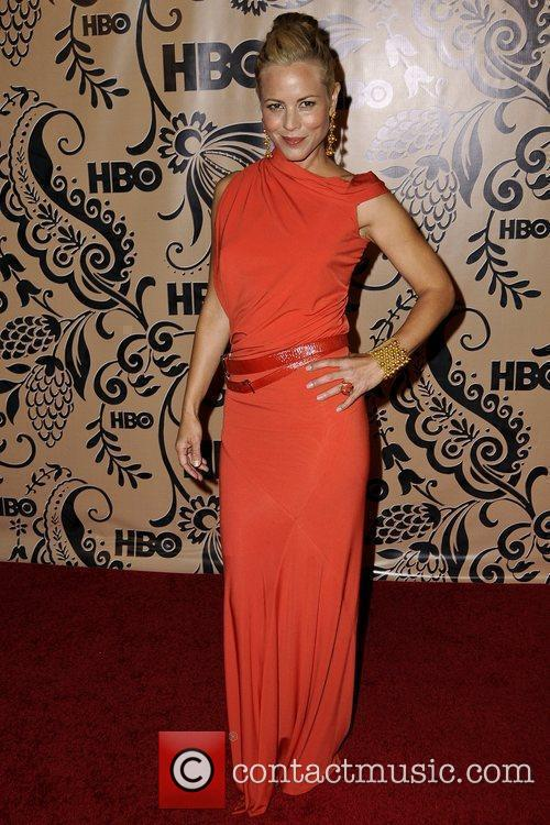Maria Bello HBO Primetime Emmy Party held at...