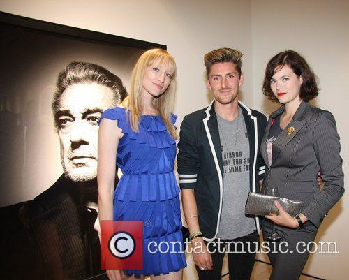 Jade Parfitt, Henry Holland and Jasmine Guiness 'Hear...