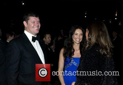 James Packer, Erica Packer and Jane Ferguson 4