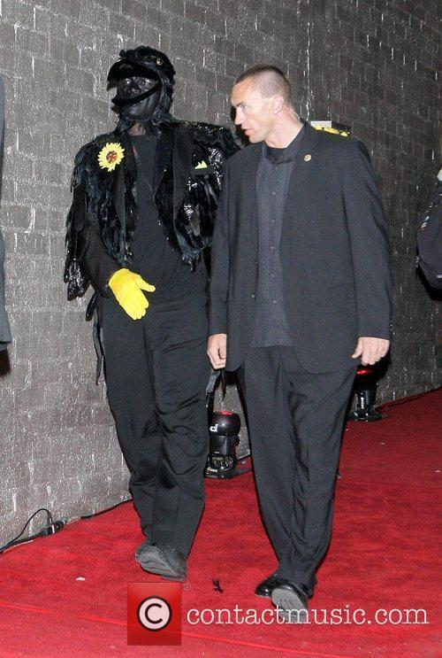 Seal Heidi Klum and her husband Seal host...