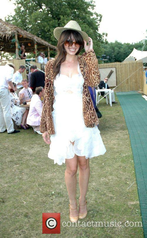 Attends the Henley Royal Regatta.