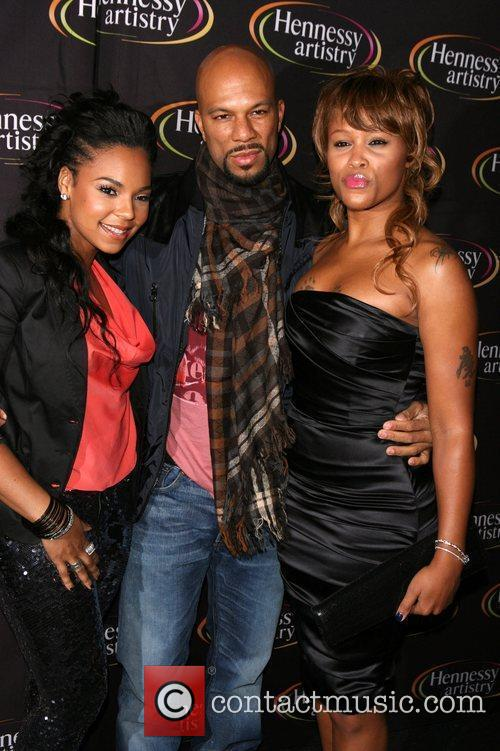 Ashanti, Common and Eve 3