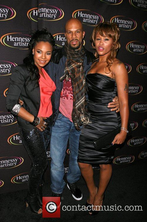 Ashanti, Common and Eve 4