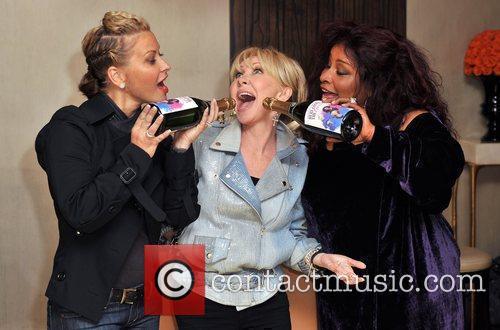 Anastacia, Chaka Khan and Lulu The launch of...