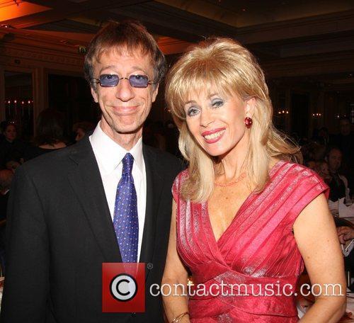 Robin Gibb and Sally Farmiloe