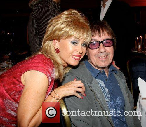 Sally Farmiloe and Bill Wyman 6