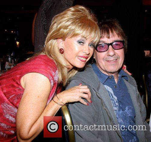 Sally Farmiloe and Bill Wyman 4