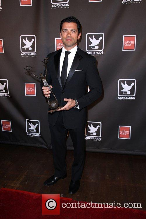 Mark Consuelos The AID FOR AIDS International 'My...