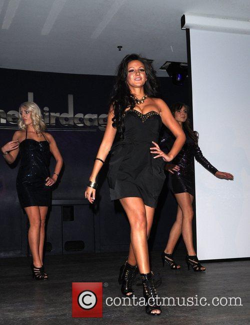 Manchester Arndales 'High Street Rocks' fashion show held...