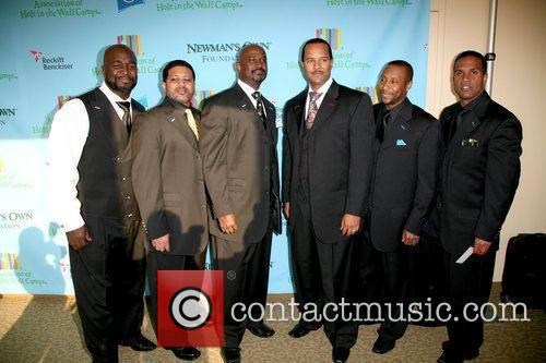Take 6 at a Celebration of Paul Newman's...