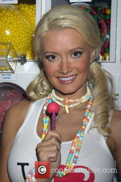 Playmate Holly Madison and Holly Madison 3