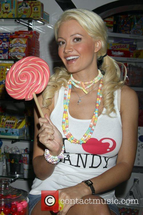 Playmate Holly Madison and Holly Madison 6