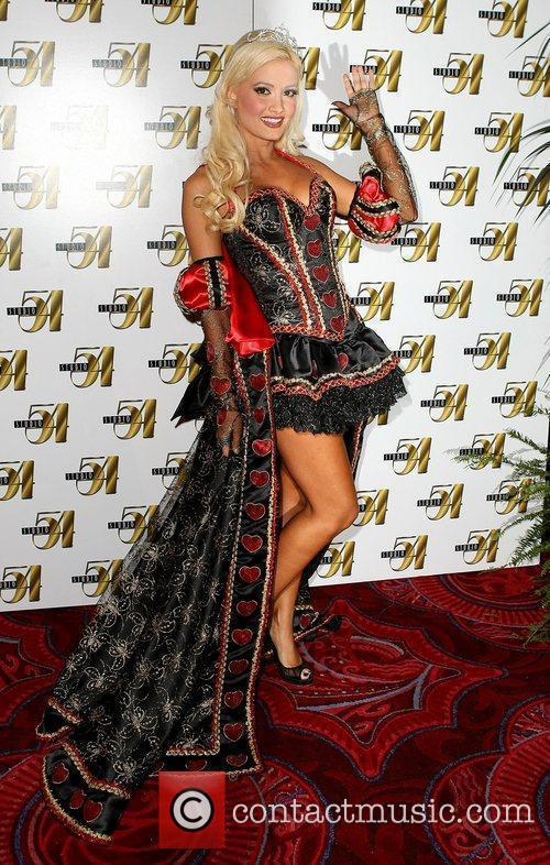 Holly Madison Studio 54 Celebrates 'Hollyween' with Holly...