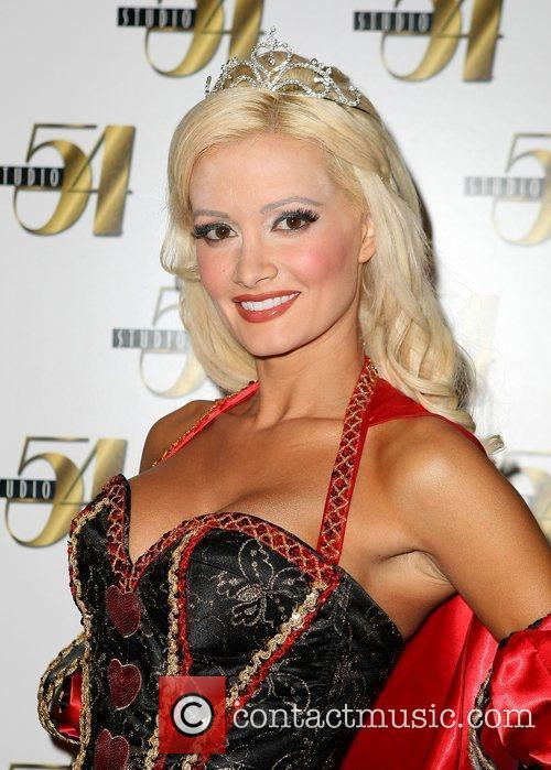 Studio 54 Celebrates 'Hollyween' with Holly Madison Inside...