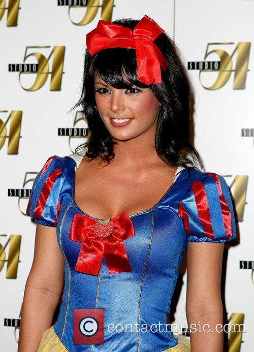 Laura Croft Studio 54 Celebrates 'Hollyween' with Holly...