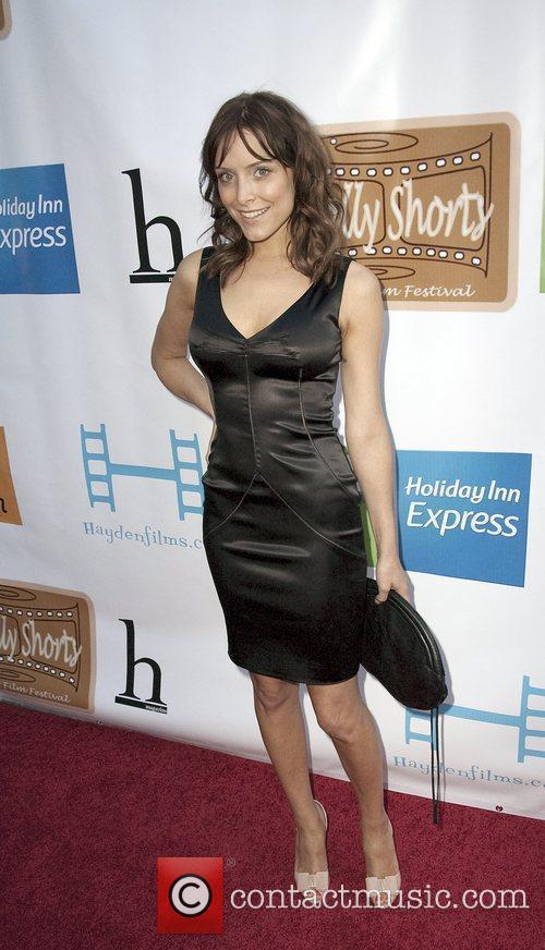 Jenny Mollen 2009 HollyShorts Film Festival held at...
