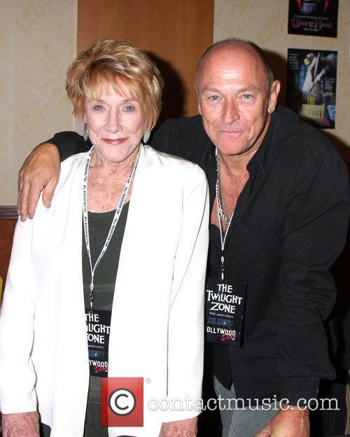 Jeanne Cooper and Son Corbin Bernsen 2