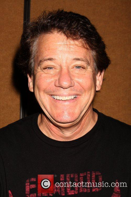 Anson Williams at the Hollywood Collector's Show Burbank,...