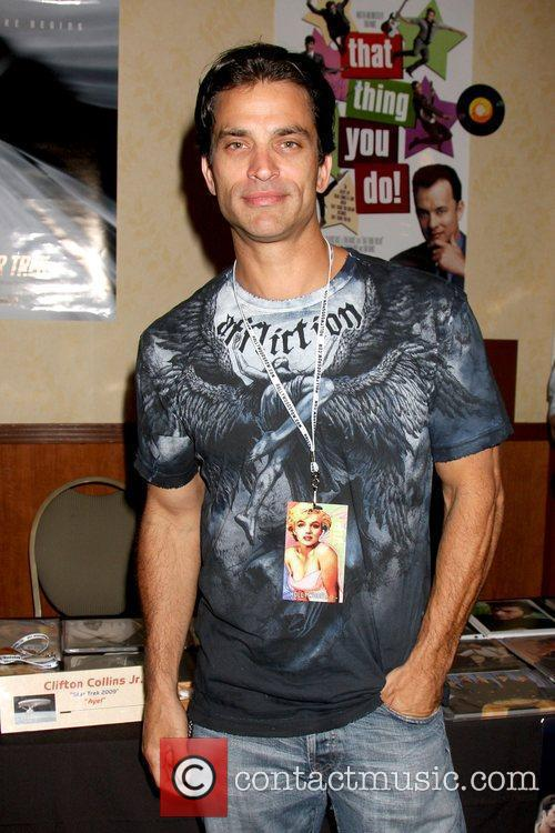 Johnathon Schaech at the Hollywood Collector's Show Burbank,...