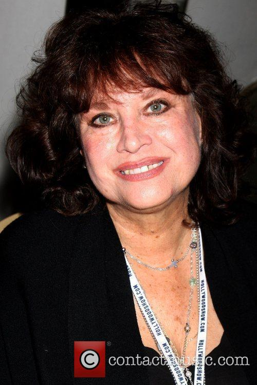 Lana Wood at the Hollywood Collector's Show Burbank,...