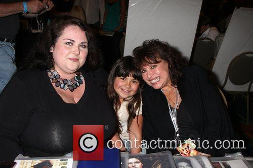Lana Wood with her daughter & Granddaughter at...