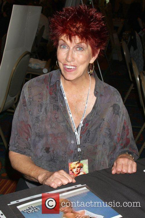 Marcia Wallace at the Hollywood Collector's Show Burbank,...