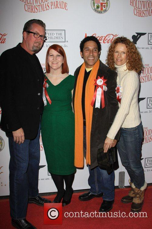Chris Haston, Kate Flannery and Oscar Nunez 1