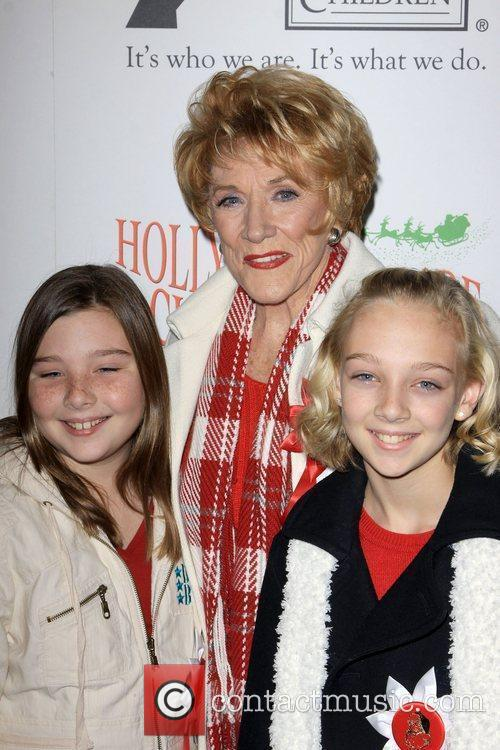 Jeanne Cooper and with her Grandchildren The 2009...