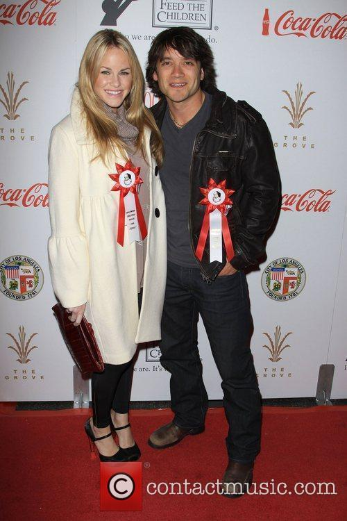 Julie Berman and Dominic Zamprogna The 2009 Hollywood...