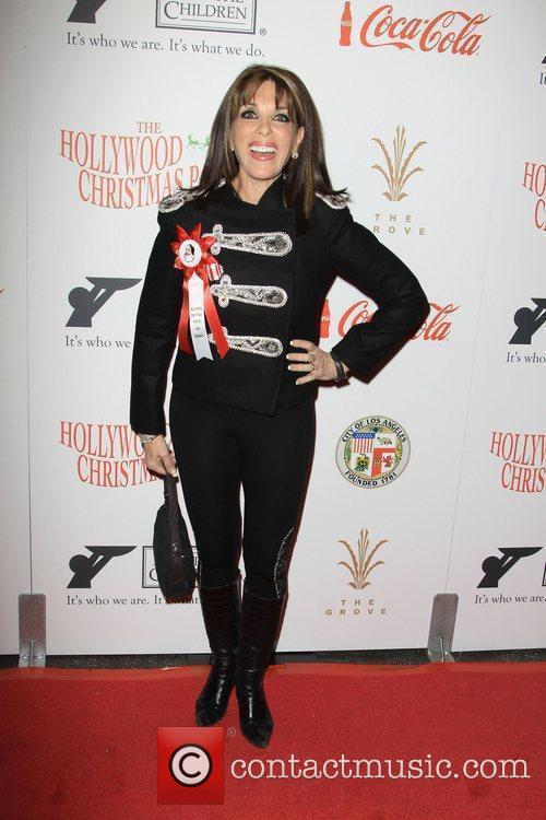 Kate Linder The 2009 Hollywood Christmas Parade/Live Positively...