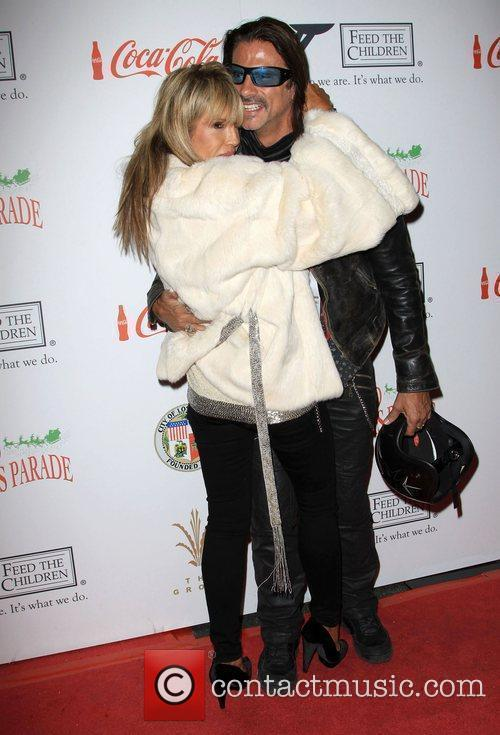 Lorenzo Lamas and wife Michelle Smith The 2009...