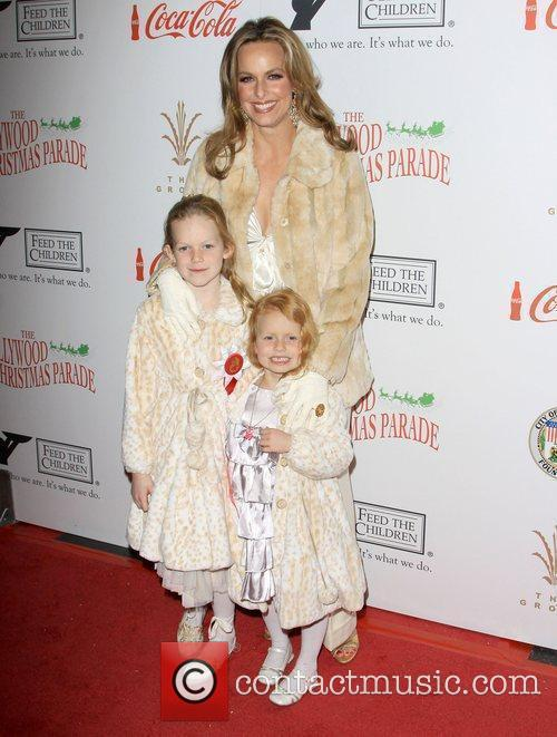 Melora Hardin and Guests The 2009 Hollywood Christmas...