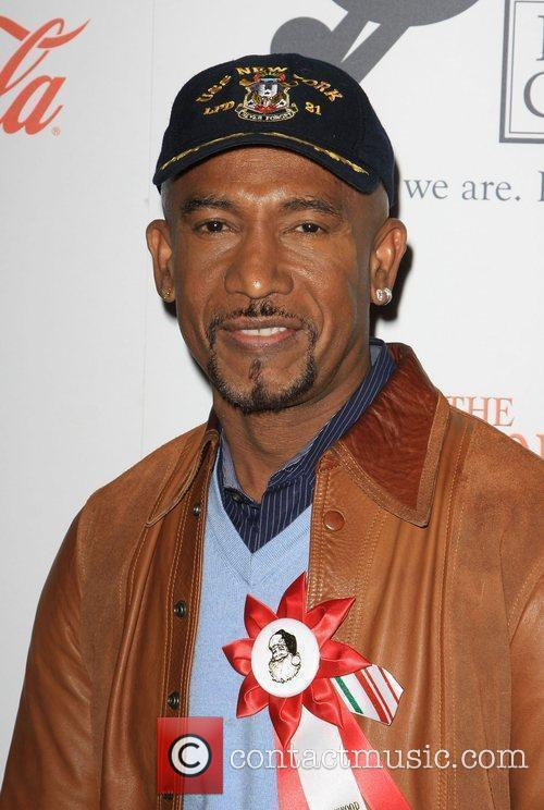 Montel Williams The 2009 Hollywood Christmas Parade/Live Positively...