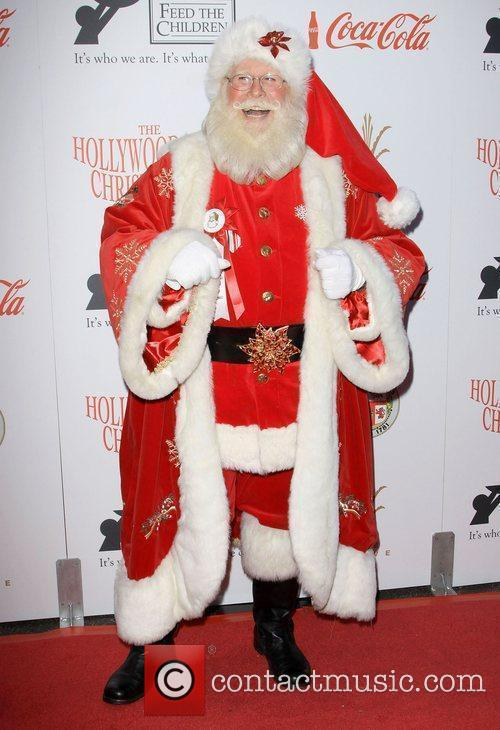 Santa Claus The 2009 Hollywood Christmas Parade/Live Positively...